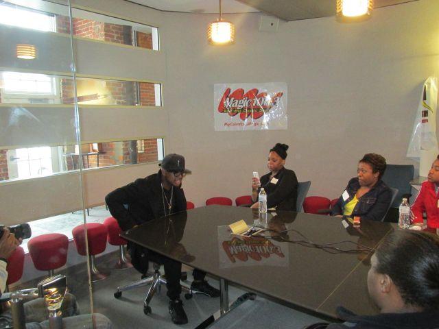 Ne-Yo Meet & Greet