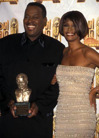 13th Annual Soul Train Music Awards - Press Room