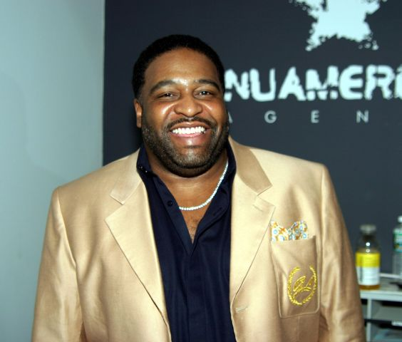 Gerald Levert's Styling Session