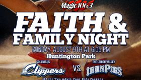 Faith & Family Night