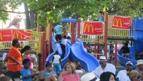 Heritage Concert Series McDonald's Play Area