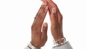 Hands in Praise