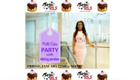 Misty Patti Cake Party