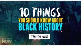 Black History Quiz