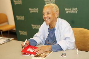 Nikki Giovanni Book Signing - September 30, 2010