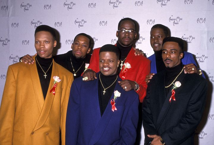 New Edition Through the Years