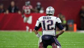 Super Bowl LI: New England Patriots Vs. Atlanta Falcons At NRG Stadium