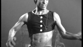 Prince At Wembley Stadium
