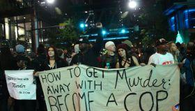 Charlotte Uprising Protest November 30