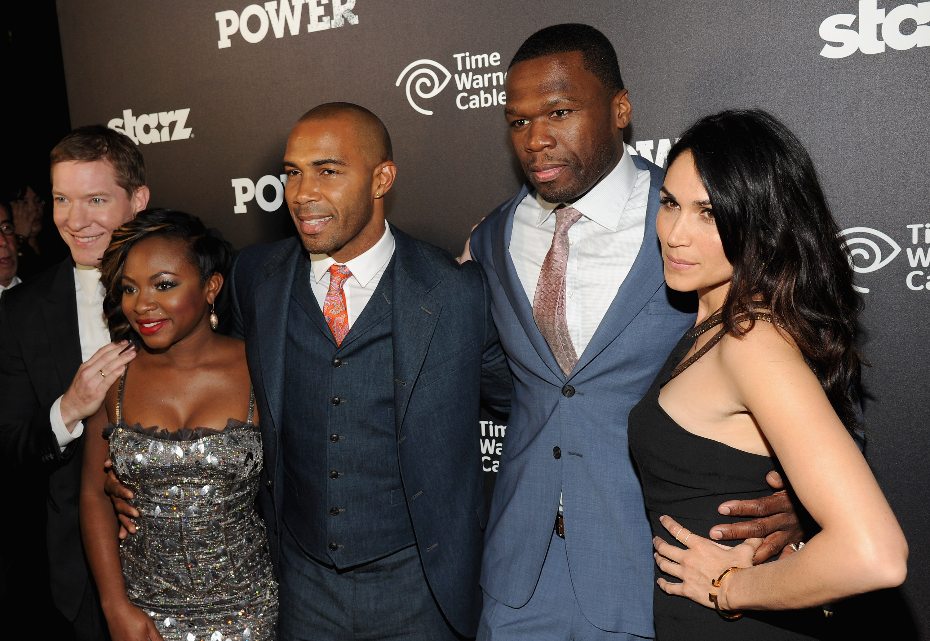 Starz 'Power' Premiere - After Party