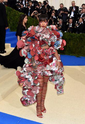 'Rei Kawakubo/Comme des Garcons: Art Of The In-Between' Costume Institute Gala