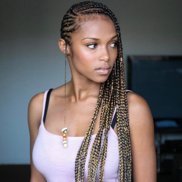 Hair Inspiration: 21 Fly Box Braid Styles