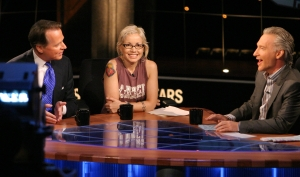 HBO's Real Time With Bill Maher with Special Guest Governor Gray Davis