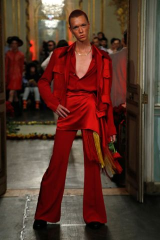 Palomo Spain : Runway - Paris Fashion Week - Menswear Spring/Summer 2018