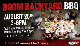 Boom Backyard BBQ