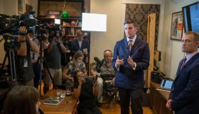 Alt Right Figure Richard Spencer Holds News Conference In Washington, D.C.
