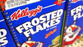 Kellogg's Earnings Beats Expectations