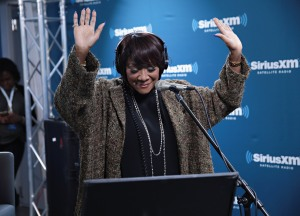 Patti LaBelle Performs On SiriusXM's The Groove Channel