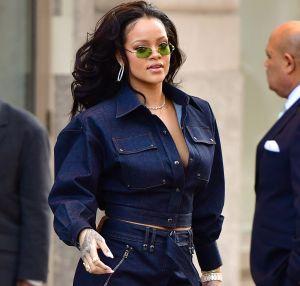 Celebrity Sightings in New York City - October 12, 2017