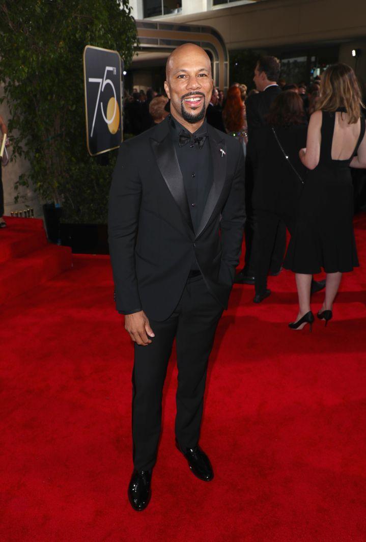 Melanin in Black at the 75th Annual Golden Globe Awards