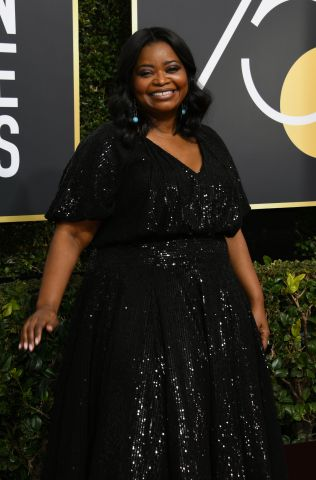 US-ENTERTAINMENT-GOLDEN-GLOBES-ARRIVALS