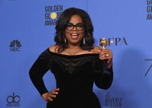 NBC's '75th Annual Golden Globe Awards' - Press Room