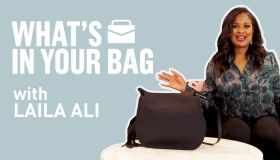 Laila Ali Whats In Your Makeup Bag