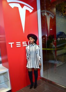 Invitation For Tesla Motors & City Of Atlanta Mayor's Office 'Legacy Atlanta'