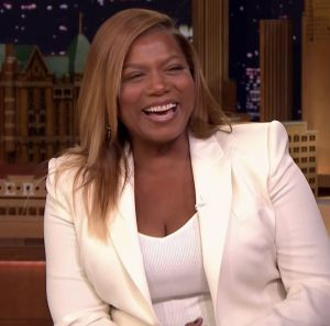 Queen Latifah during an appearance on NBC's 'The Tonight Show Starring Jimmy Fallon.'