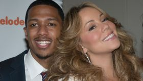 Nick Cannon, TeenNick Chairman, and his wife, Grammy Award-...