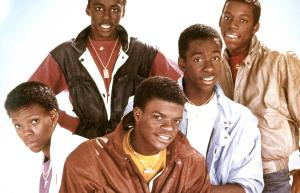 Photo of Bobby BROWN and NEW EDITION