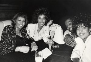 Dionne Warwick's 2nd Annual AIDS Benefit 'With A Little Help From Her Friends'