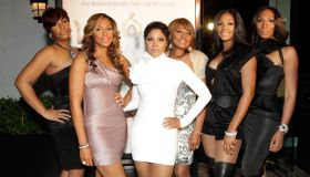 WE tv Celebrates The New Series 'Braxton Family Values' - Inside