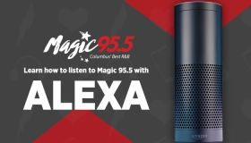 amazon echo magic 95.5