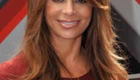 Paula Abdul Visits 'The X Factor' Truck