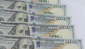 Lots of money cash