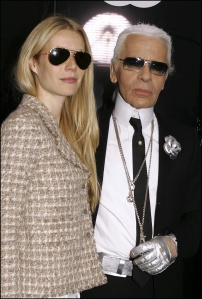 Karl Lagerfeld Friends