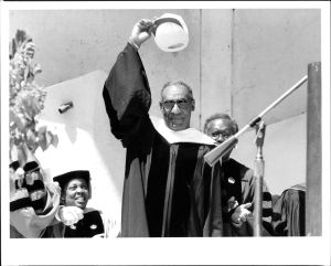 Bill Cosby Received an Honory Degree from John Jay College