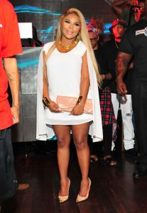 Lil Kim Host Atlanta WETher! Celebrity Block Party