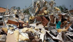 Tornadoes Rip Through Alabama, Killing Over 200 People