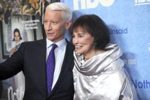 HBO's 'Nothing Left Unsaid: Gloria Vanderbilt & Anderson Cooper' Premiere