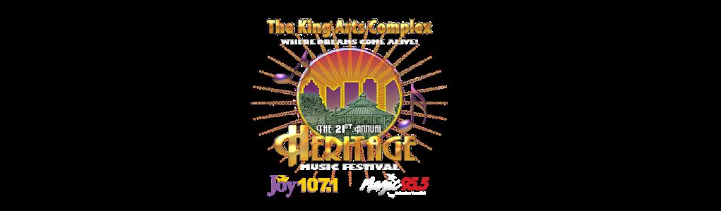 Heritage Music Festival 2019 Header Logo2