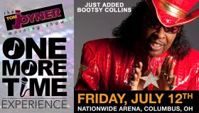 Tom Joyner One More Time Tour Columbus Bootsy Collins