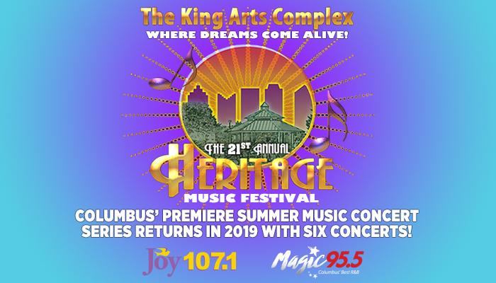 21st Annual Heritage Music Festival