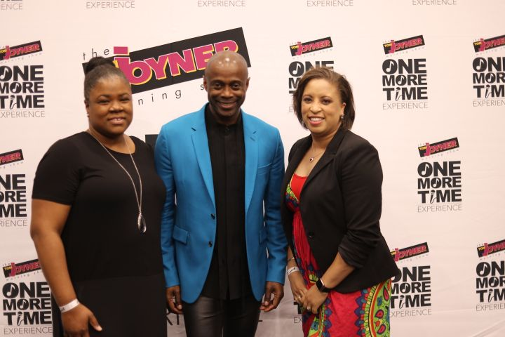 KEM Meet and Greet at the One More Time Experience in Columbus