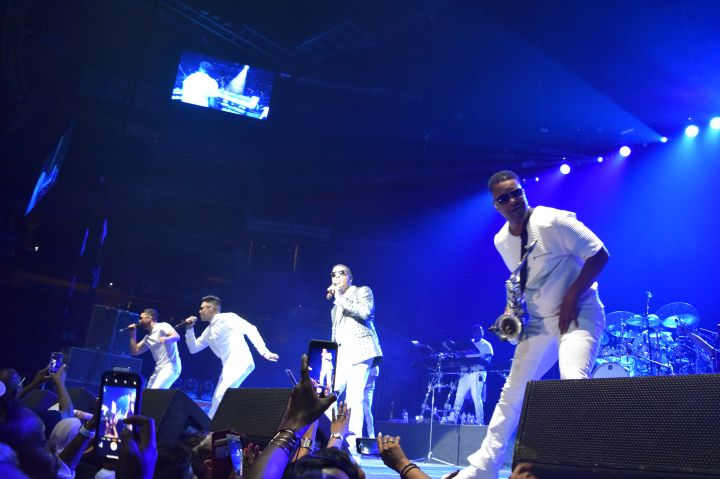 Babyface One More Time Experience Columbus