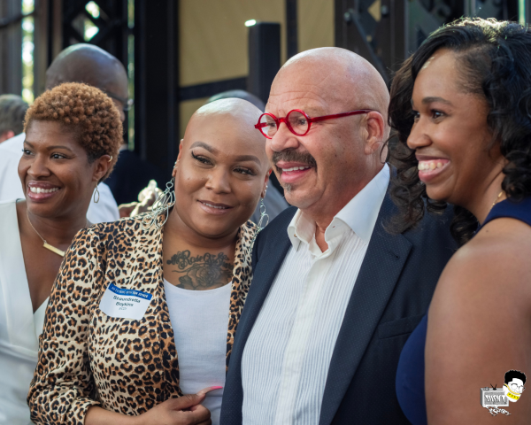 Tom Joyner Welcome Reception Hosted by The City of Columbus