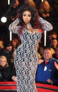 Celebrity Big Brother - Contestants Enter The House