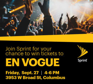 Sprint/En Vogue Ticket Drop