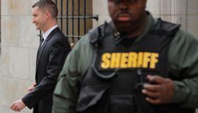 Judge Renders Verdict For Officer Accused In Death Of Freddie Gray